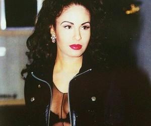 beautiful, singer, and selena quintanilla image