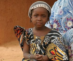 africa, girl, and reportage image
