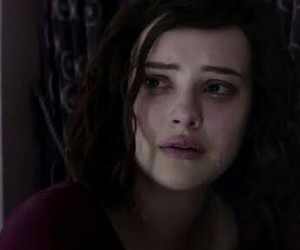 hannah baker, sad, and 13 reasons why image