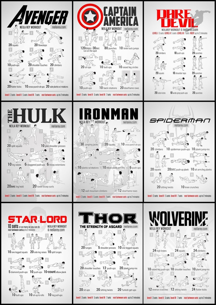 captain america, exercise, and iron man image