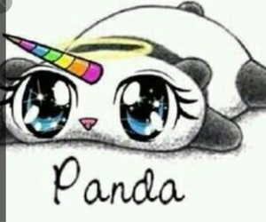 unicorn and panda image