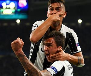 Juventus, mandzukic, and dybala image