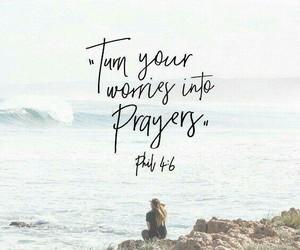 god, jesus, and prayers image