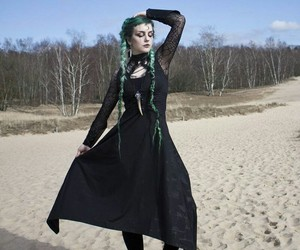 amazing, goth, and goth girl image