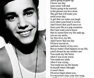Letter, note, and belieber image