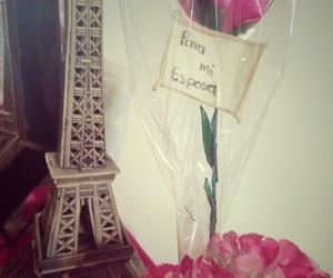 Detalles, eiffel, and rosas image