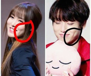 yuju, jungkook, and yukook image