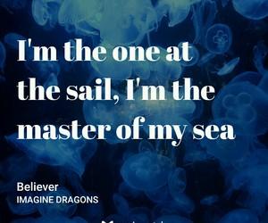 blue, lyric, and master image