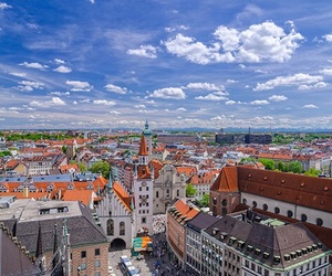 europe, germany, and munich image