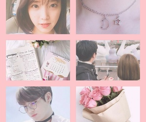 couple, goals, and moodboard image