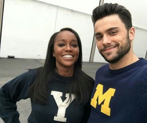 tv show, connor walsh, and michaela pratt image