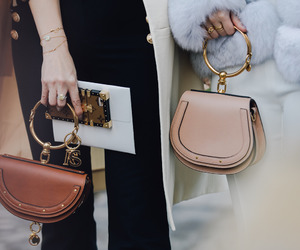 fashion, chloe, and bags image