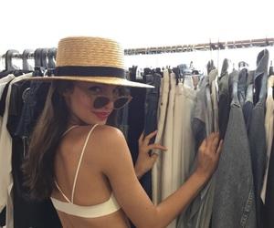 model, luma grothe, and girl image