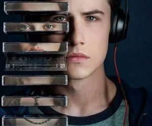 clay, 13 reasons why, and hannah baker image