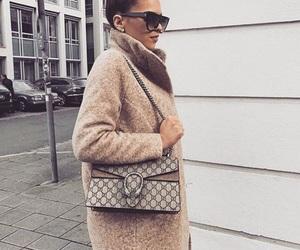 fashion, coat, and gucci image