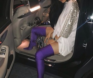 kylie jenner, celebrities, and fashion image