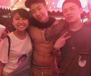 jay park, park jaebum, and aomg image