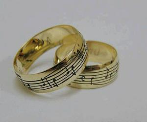 music, ring, and rings image