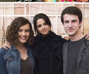 gomez, 13 reasons why, and brandon image