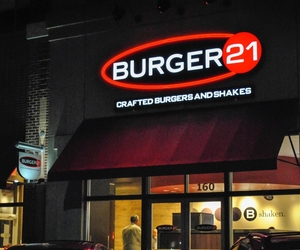 restaurant and burger 21 image