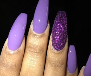 colour, pretty, and nails image
