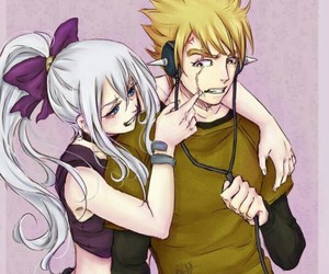 fairy tail, miraxus, and anime image