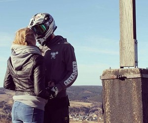 goals, motorcross, and 💙 image