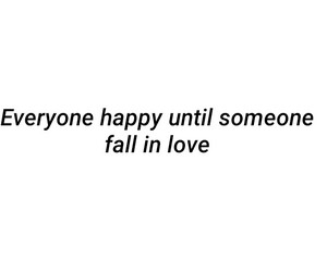 everyone, fall in love, and happy image