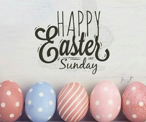 easter, Sunday, and happy image