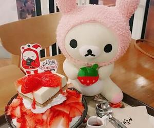 christmas, 빙수, and doll image