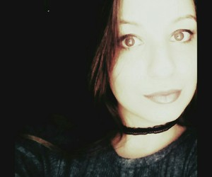 black, me, and dark image