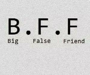 false, big false friend, and friend image
