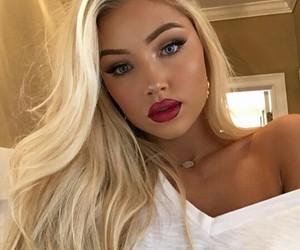 rihanna, beauty, and blonde image