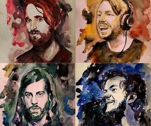 imagine dragons and art image