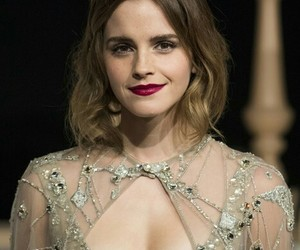 emma watson, actress, and beauty and the beast image