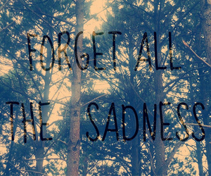 quote, sadness, and text image