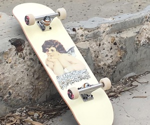 angels, girly, and skate life image