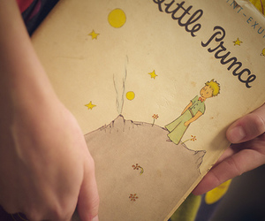 book and little prince image
