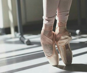 ballet, dance, and dancing image