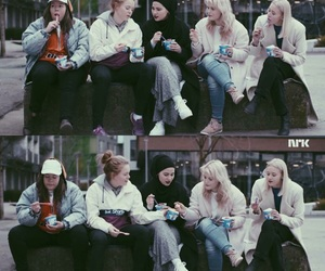 skam, eva, and sana image