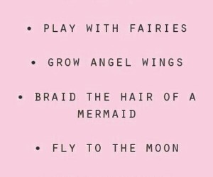 fairy, mermaid, and unicorn image