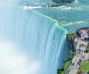 landscapes, niagara, and chutes image