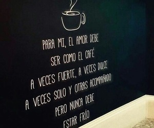 amor and cafe image