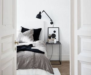 decor, interior, and bedroom image