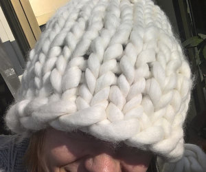 etsy, oversized hat, and trendy hat image
