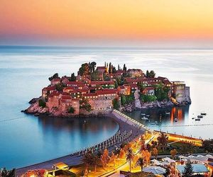 Montenegro, sea, and summer image