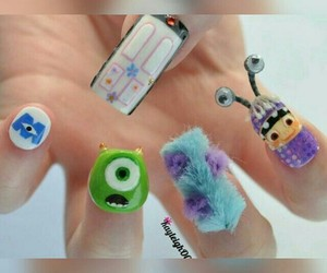 fingers, monster and co, and hand image