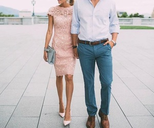 fashion couple and love image