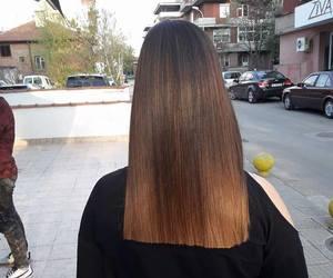 fashion, hair, and haircut image