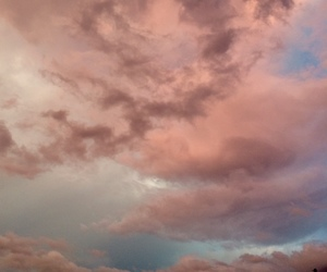 clouds, beautiful, and sky image